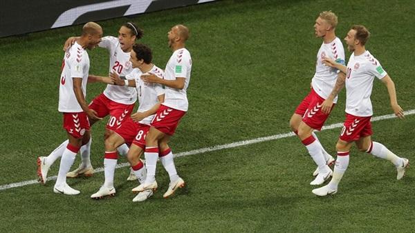 : كأس العالم.. الدنمارك تتقدم بهدف على كرواتيا