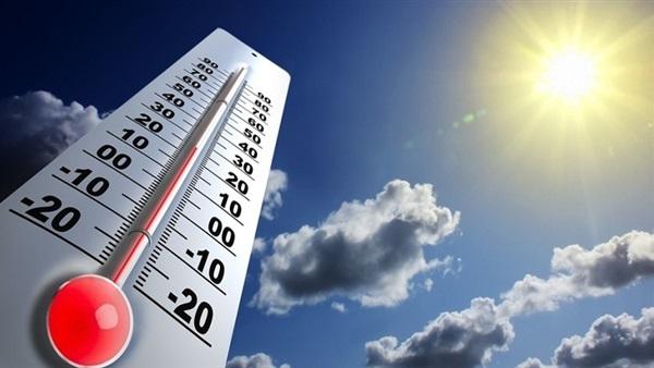 : الأرصاد: غدًا ارتفاع طفيف في درجات الحرارة.. والعظمى بالقاهرة 37