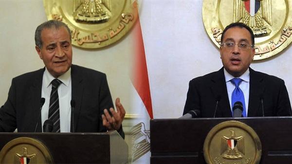 :  مدبولي  يبحث مع وزير التموين فتح باب استيراد الأرز