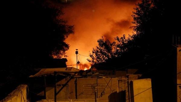 : مقتل شخص وإصابة 7 آخرين في تفجير بمنطقة الشعلة ببغداد