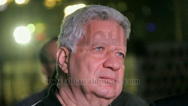 : مرتضى منصور يغلق  محال  نادي الزمالك لضبط الأسعار