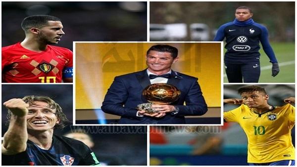 : كأس العالم.. نجوم المونديال يهددون عرش كريستيانو رونالدو على جائزة الكرة الذهبية