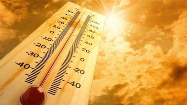 : بالفيديو..  الأرصاد  توضح أسباب ارتفاع درجات الحرارة