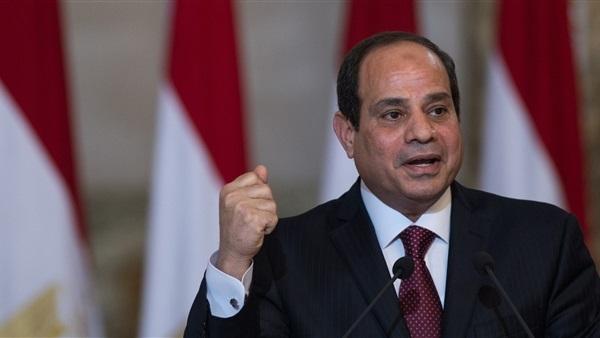 : السيسي: الشعب المصري يستحق الحصول على خدمة طبية متميزة