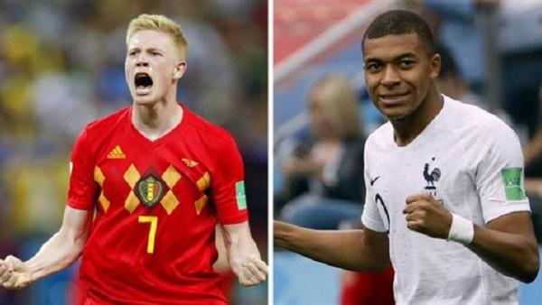 : كأس العالم.. تعرف على القنوات الناقلة لمباراة فرنسا وبلجيكا