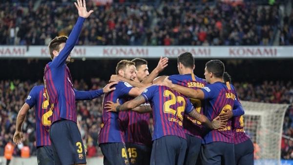 : برشلونة يسعى لتعزيز  قمة  الدوري الإسباني أمام رايو فاليكانو