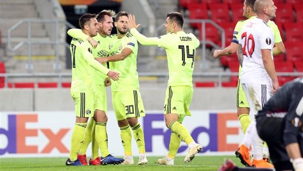 : اليوم.. دينامو زغرب الكرواتي يستضيف سبارتاك ترنافا في الدوري الأوروبي