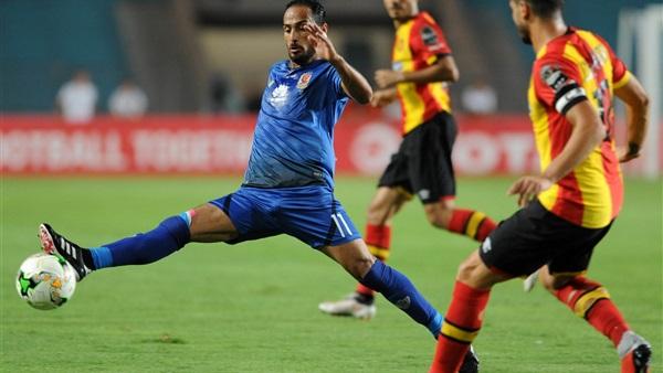 3 minute .. Walid Suleiman injury