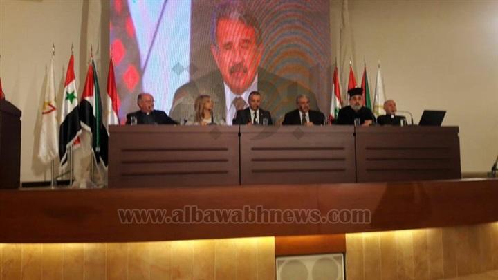 بالصور.. انطلاق مؤتمر الإعلام المسيحي الثاني في بيروت