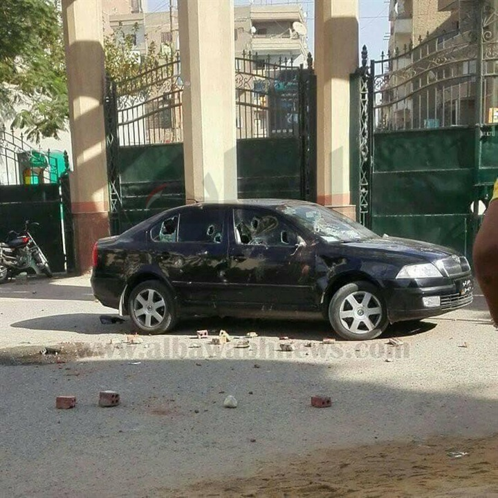 بعد تحطيم سيارته.. النائب منجود الهواري يتصالح مع رئيس جامعة الفيوم