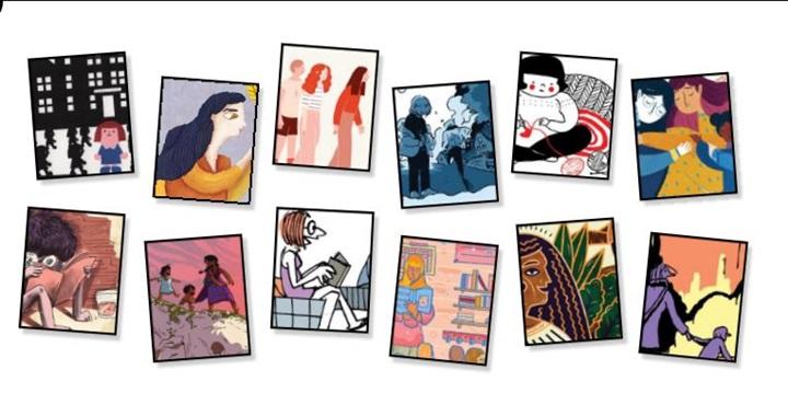 بالصور.. جوجل يحتفل باليوم العالمي للمرأة