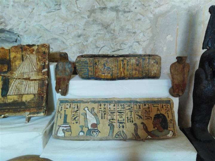 القصة الكاملة للكشف الأثري الجديد بالأقصر