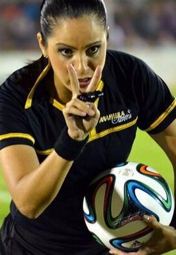 دورات تحكيم كرة القدم