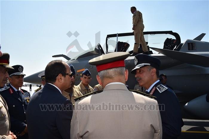 مصر تستلم الرافال  228