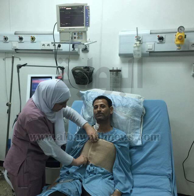 قسم جراحة القلب والصدر ينجح فى اجراء ثلاث عمليات قلب مفتوح بالمستشفى  الجامعى بقنا