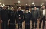 بالصور.. أسقف سوهاج يشارك في حفل عشاء سفير الفاتيكان