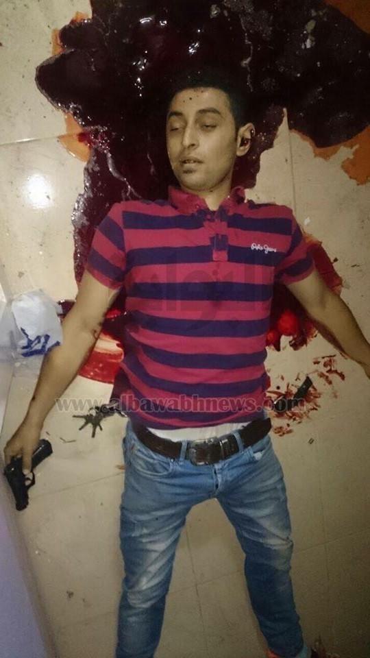 """مدير أمن دمياط يكشف تفاصيل تصفية إرهابيي """"مذبحة حلوان"""" 14"""