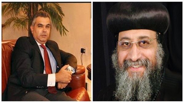 اوتاوا - سفير مصر في كندا يهنئ المصريين بعيد الميلاد المجيد