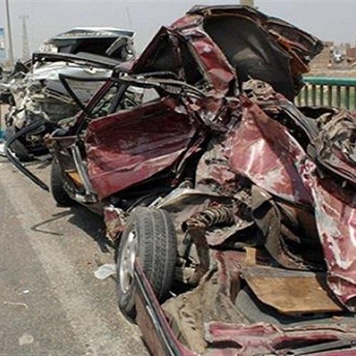 : مصرع ربة منزل في حادث تصادم سيارة بتروسيكل بالقليوبية
