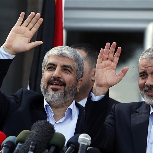 : مشعل وهنية والزهار وإرهابيو  حماس .. أعضاء محتملون بـ النواب  المقبل!