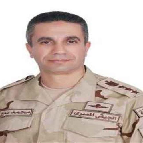 : المتحدث العسكري: استهداف طلبة الكلية الحربية يعكس خسة الجماعات الإرهابية