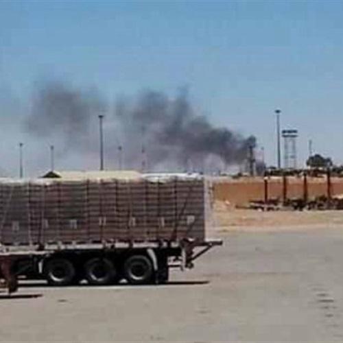 : داعش يتبنى عملية تفجير معبر الكرامة