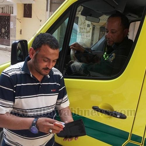 : أمانة مسعفين.. أعادا فيزا كارد و40 ألف جنيه لصاحبها بكفر الشيخ