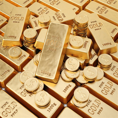 : استقرار الذهب مع تراجع الدولار
