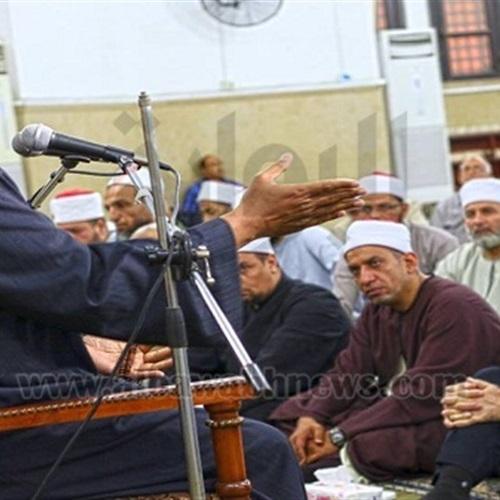 : بالصور.. احتفالية أوقاف بورسعيد لإحياء ليلة النصف من شعبان