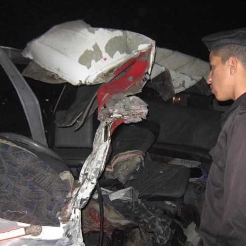 :  صحة الشرقية : مصرع وإصابة 16 في حوادث سير