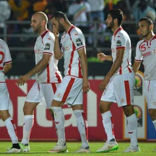 :  تونس  يدك حصون  جيبوتي  بثمانية أهداف في تصفيات  الكان 2017