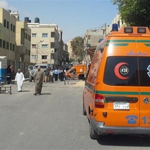 : إسعاف المنيا: 6 حالات إغماء بين طلاب الثانوية العامة في امتحان الفيزياء