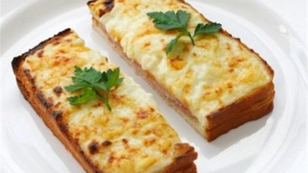 اسهل طريقة لعمل البطاطس مع شرائح الخبز والجبن 339