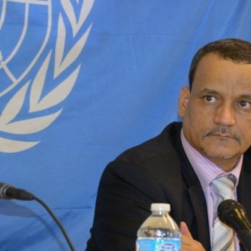 : الأمم المتحدة: المبعوث الدولي لليمن سيتوجه للكويت والرياض وصنعاء
