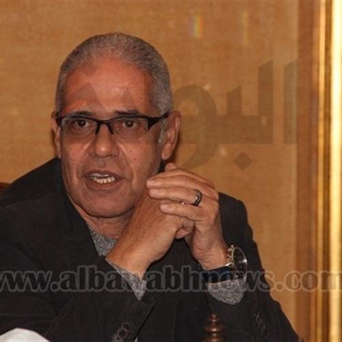 حسين سالم: البوابة نيوز: اللواء جنيدي: أؤيد مكرم محمد أحمد في عودة