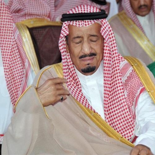 : خادم الحرمين يستقبل سمير جعجع