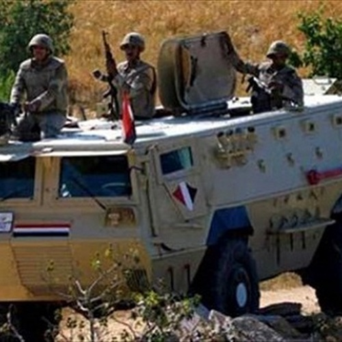 : مقتل 3 وضبط 10 من أعضاء «بيت المقدس» جنوب الشيخ زويد
