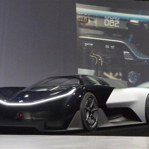 :  فاراداى فيوتشر  سيارة كهربائية صينية تنافس  تسلا  الأمريكية