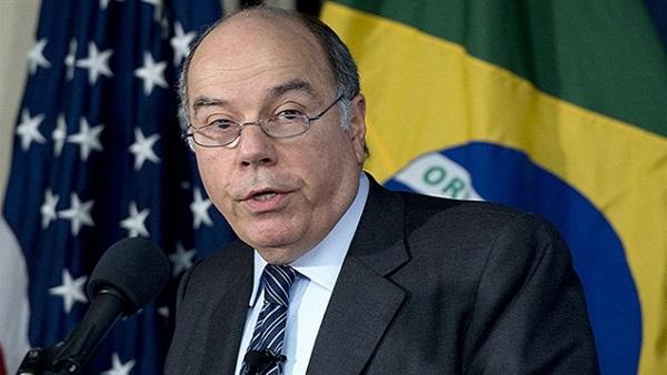 وزير خارجية البرازيل يؤكد موقف بلاده المساند لفلسطين