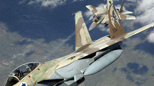 6 طائرات حربية إسرائيلية تخترق الأجواء اللبنانية 218