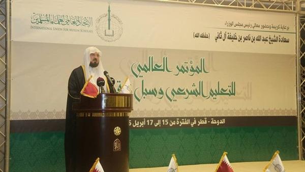 """هجوم خليجي على قطر بعد استضافتها مؤتمرًا لـ""""الإخوان"""" 763"""