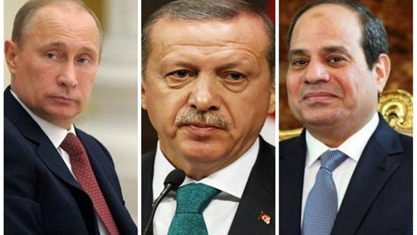 """""""الأغا التركي"""" يركع أمام مصر وروسيا 482"""