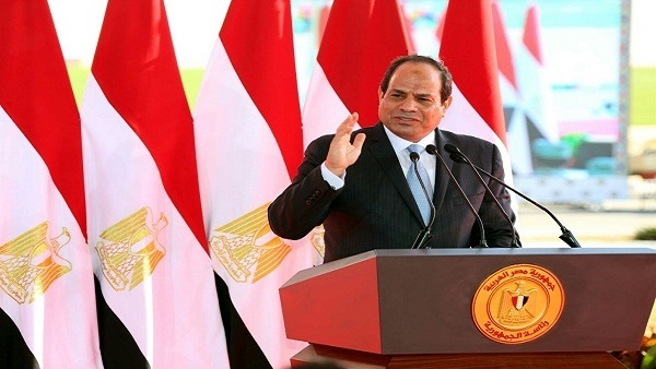 """اليوم.. """" الرئيس السيسي"""" يشهد الاحتفال بليلة القدر 541"""
