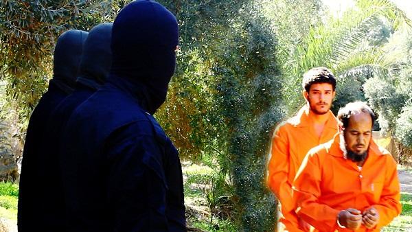 """""""داعش"""" يعدم 7 من عناصره في """"الماء المغلي"""" 865"""