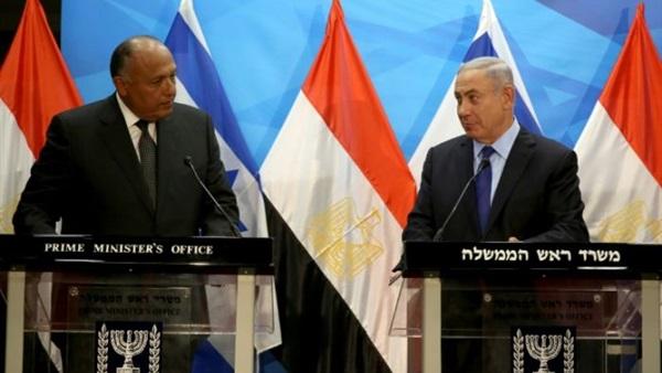 """"""" الرئيس السيسي"""" يشترط استئناف مفاوضات السلام قبل استقبال """"نتنياهو"""" بالقاهرة 541"""