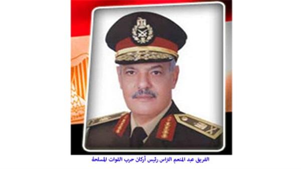 قائد قوات الدفاع الجوي: نواصل الليل بالنهار لحماية سماء مصر  430