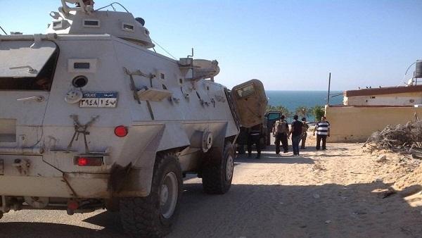 سيناء تستعد لاعلانها خالية من الارهاب فى اغسطس  بخطة امنية مكبرة وشاملة 447