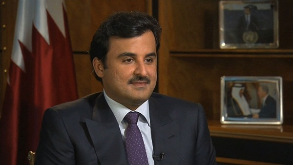 انسحاب مفاجئ لأمير قطر من قمة نواكشوط  980