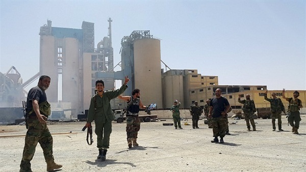 """الجيش الليبي يسيطر على القوارشة  """"عاصمة الإرهابيين"""" لأول مرة منذ 5 سنوات 417"""