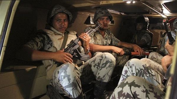صحيفة روسية: الجيش المصري يقتل المتهم بإسقاط الطائرة في سيناء 884